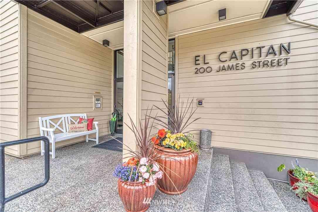 200 James Street #106, Edmonds, WA, 98020,