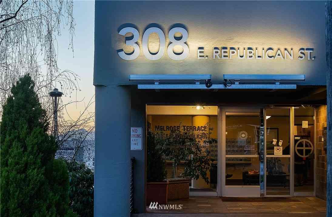 308 E Republican Street #410, Seattle, WA, 98102,