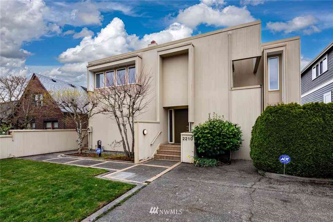 2210 Eastmont Way W, Seattle, WA, 98199,