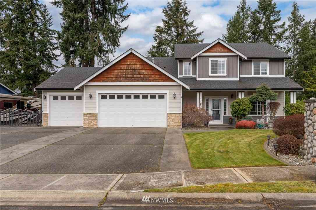 1705 136th Street Ct S, Tacoma, WA, 98444,
