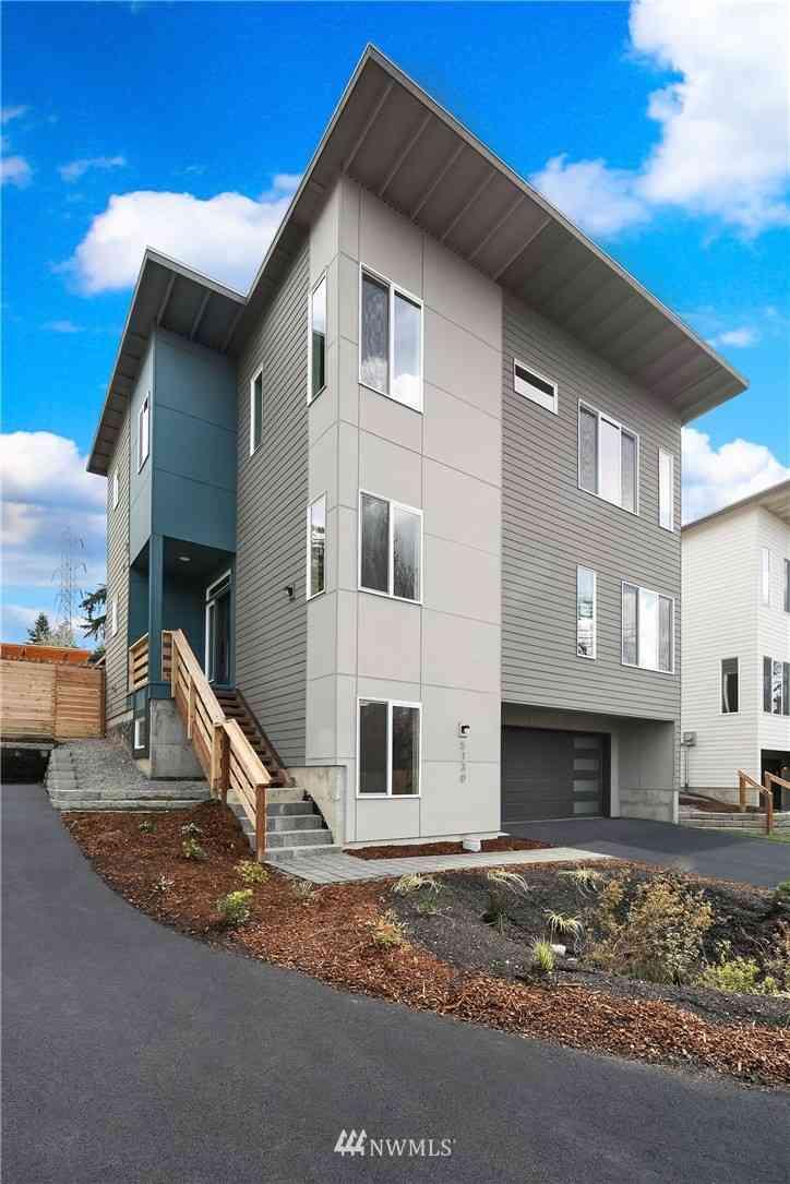 5130 S Creston (Lot D) Street, Seattle, WA, 98178,