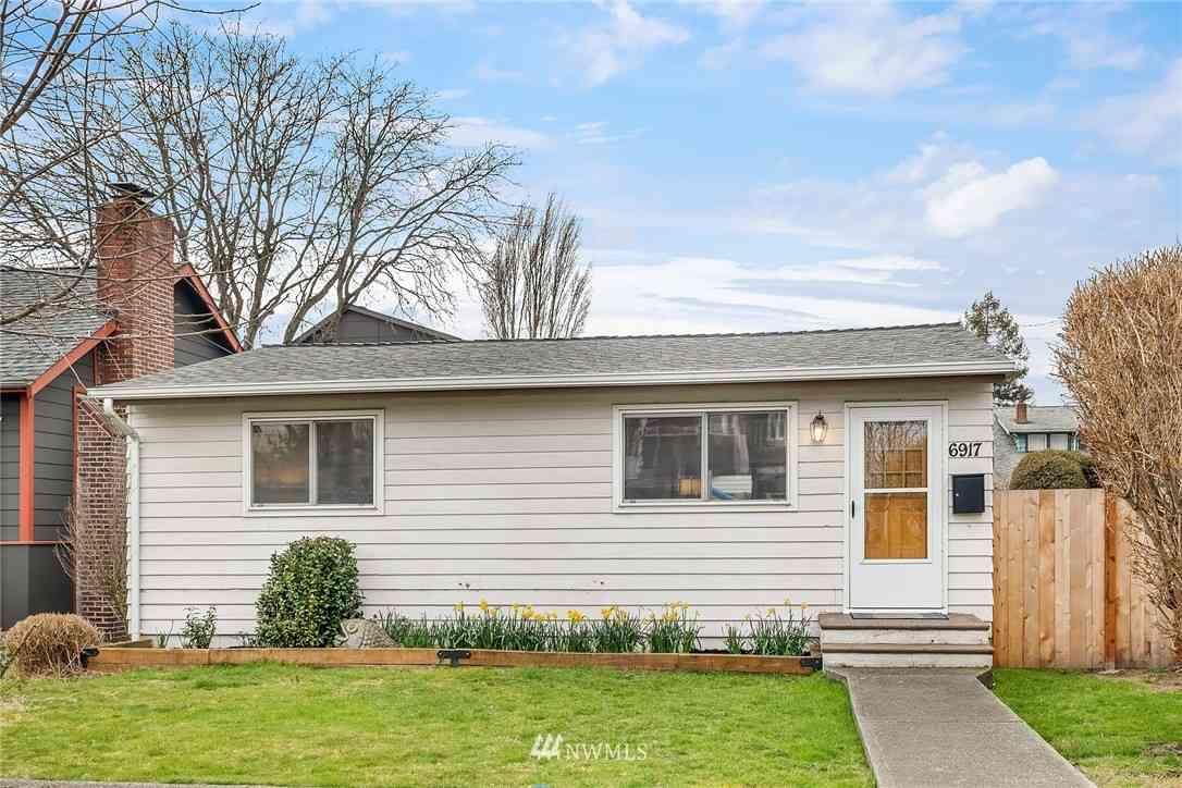 6917 Flora Avenue S, Seattle, WA, 98108,