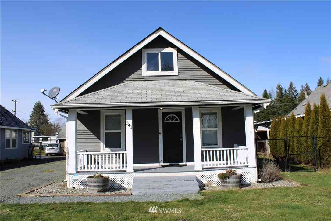 341 Pershing Avenue, Carbonado, WA, 98323,