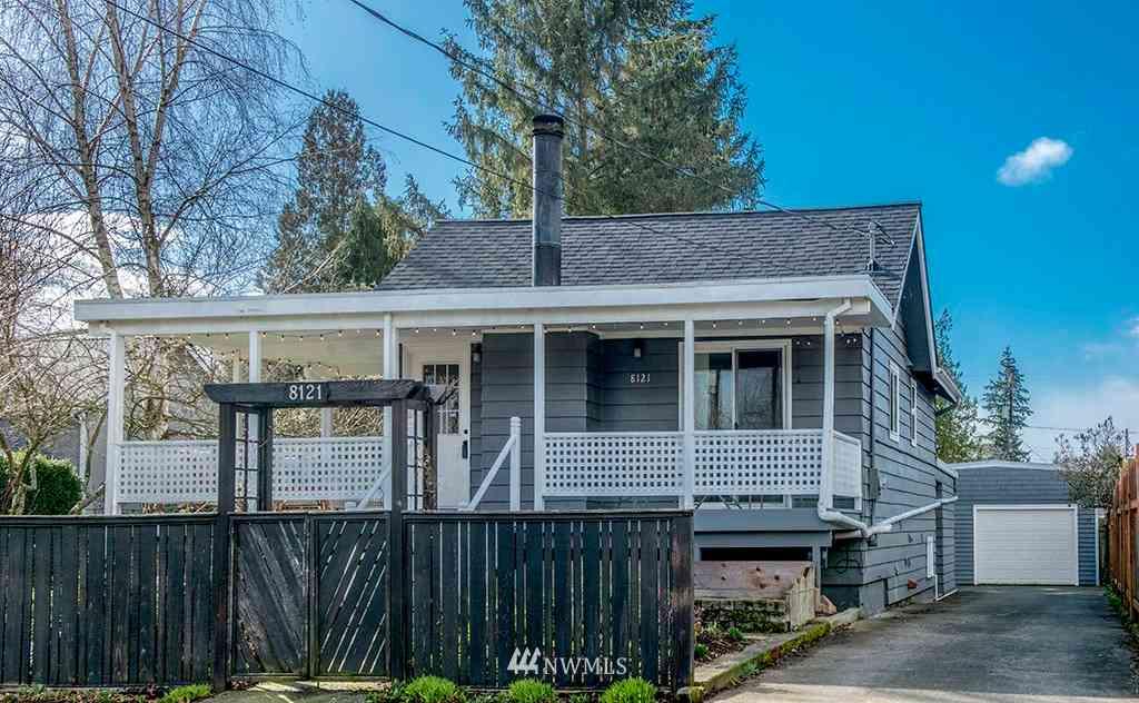 8121 11th Avenue SW, Seattle, WA, 98106,