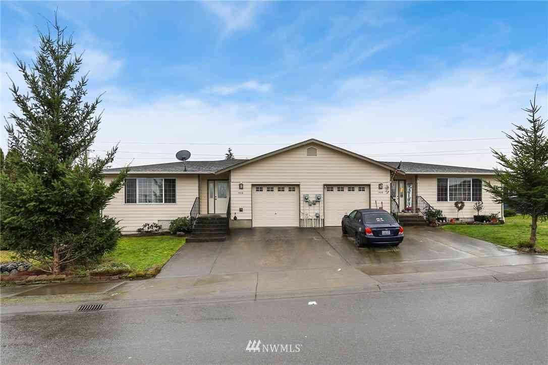 1526 97th Street Ct S, Tacoma, WA, 98444,