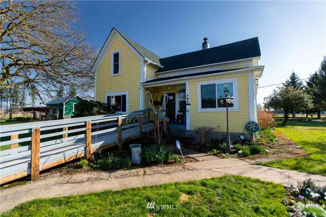 162 Gore Road, Onalaska, WA, 98570,
