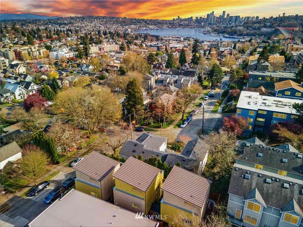 4211 Whitman Avenue N, Seattle, WA, 98103,