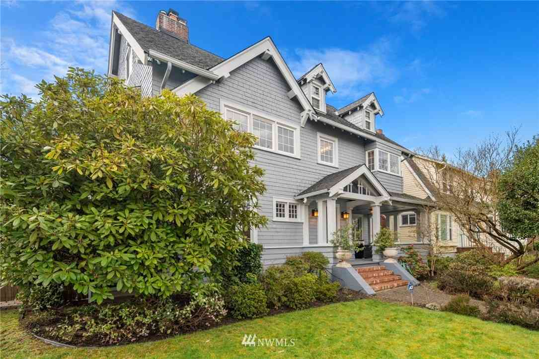 5203 18th Avenue NE, Seattle, WA, 98105,