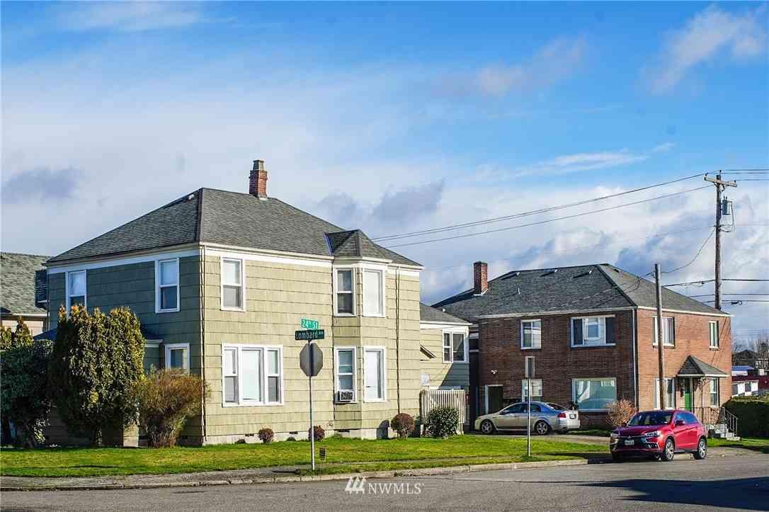 2007 24th Street, Everett, WA, 98201,