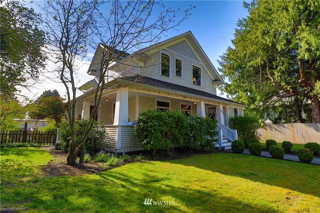1911 45th Avenue SW, Seattle, WA, 98116,