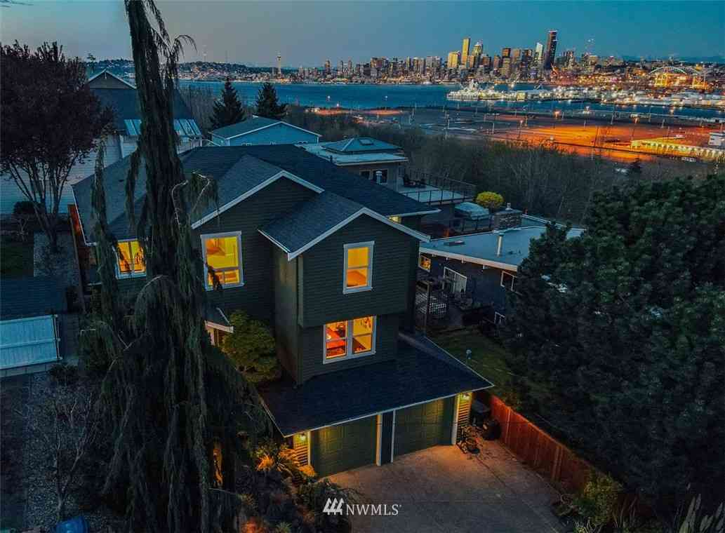 3314 SW Hinds Street, Seattle, WA, 98016,