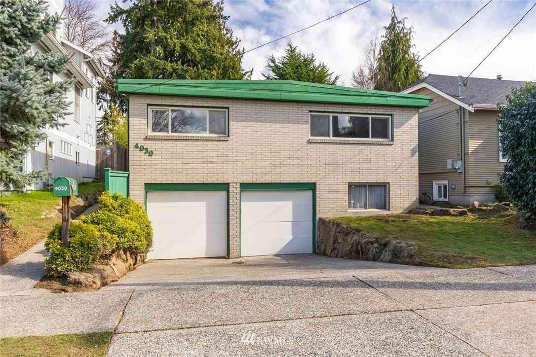 4030 32nd Ave W, Seattle, WA, 98199,