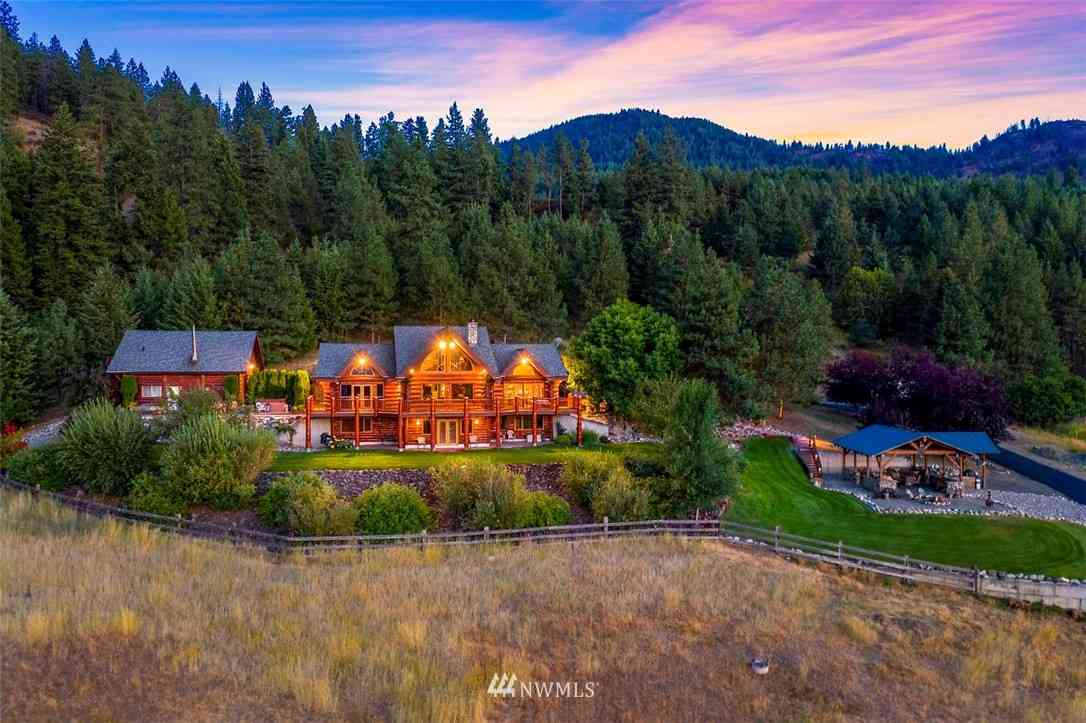 959 Mingo Mountain Road, Kettle Falls, WA, 99141,