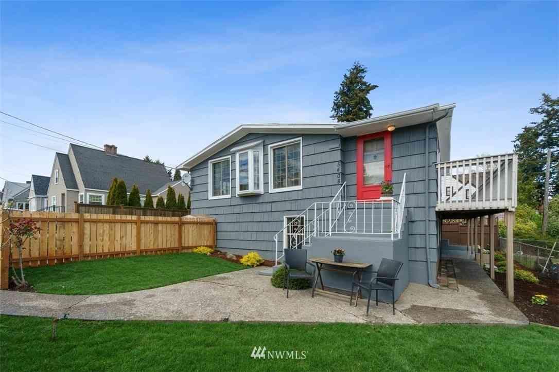 5408 S Budd Court, Seattle, WA, 98118,