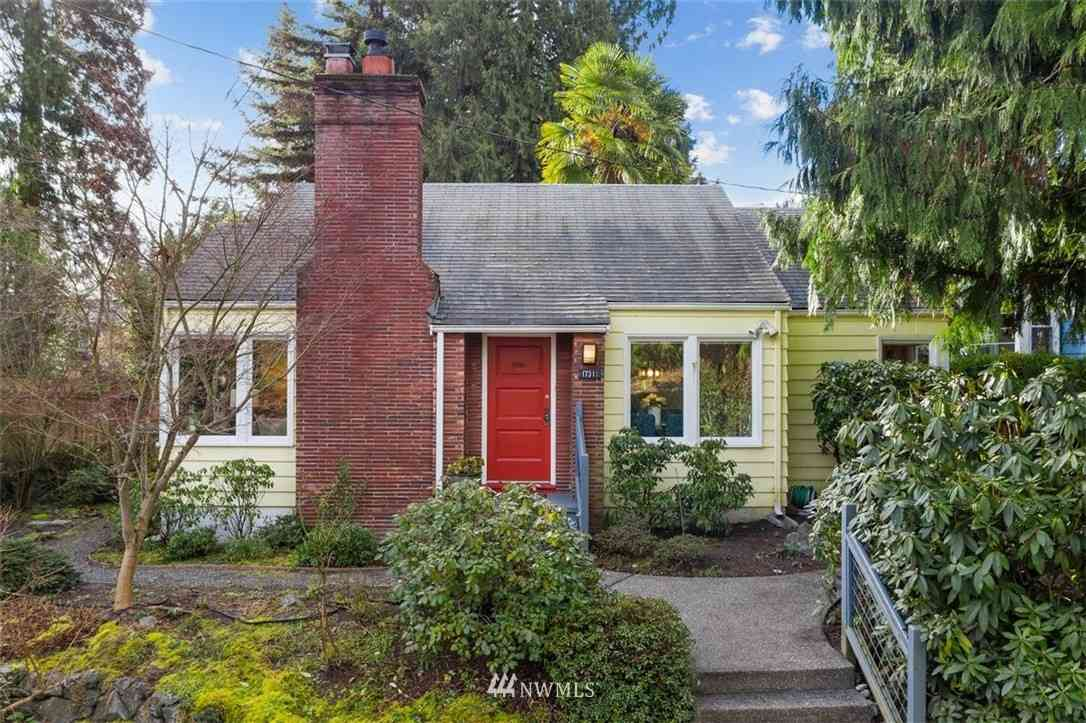 1731 NE 98th Street, Seattle, WA, 98115,