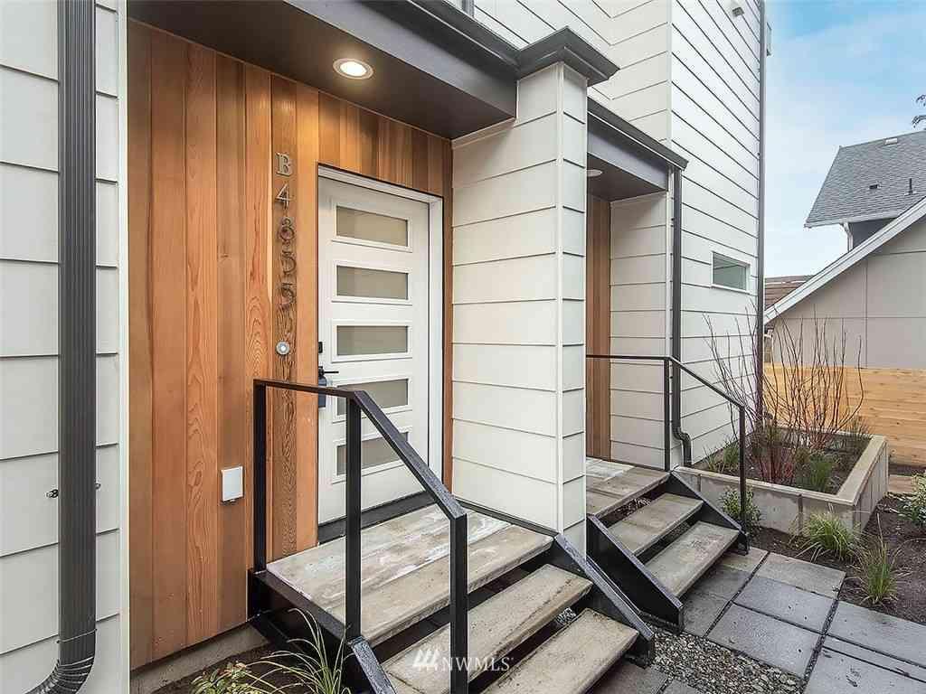 4835 42nd Avenue SW, Seattle, WA, 98116,