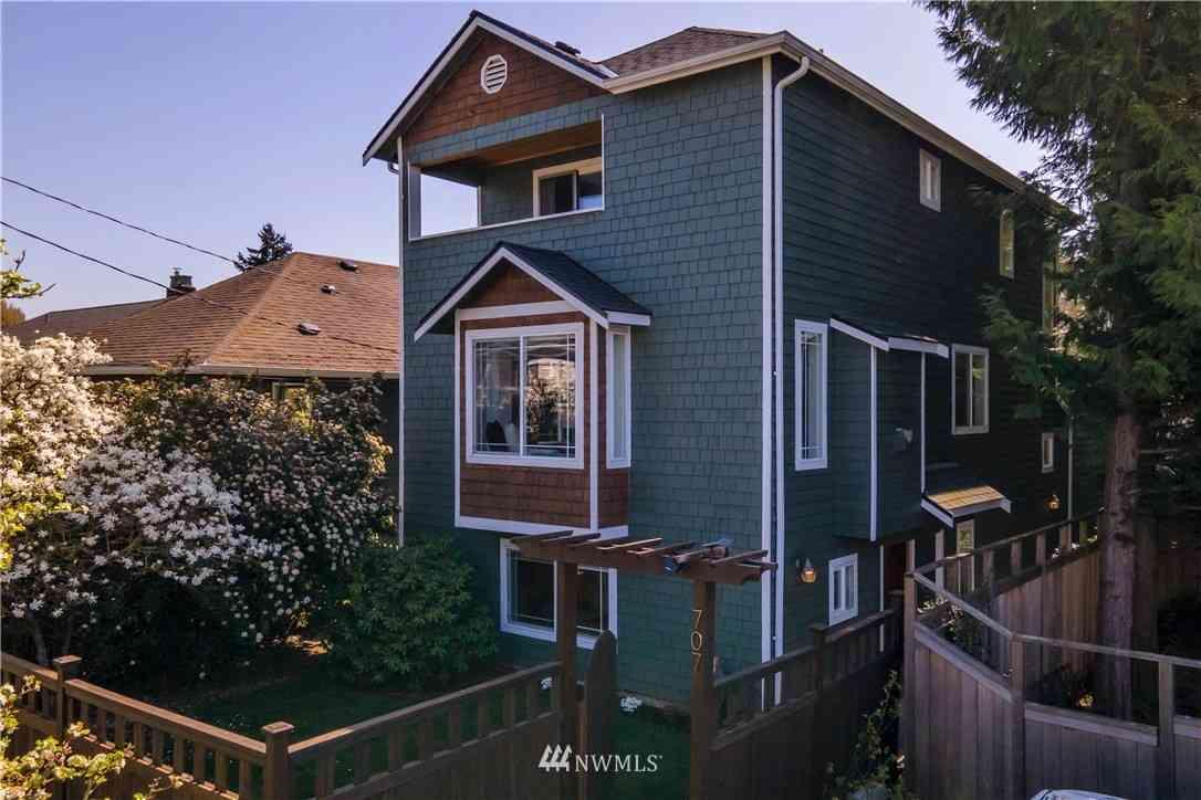 707 N 76th Street, Seattle, WA, 98103,