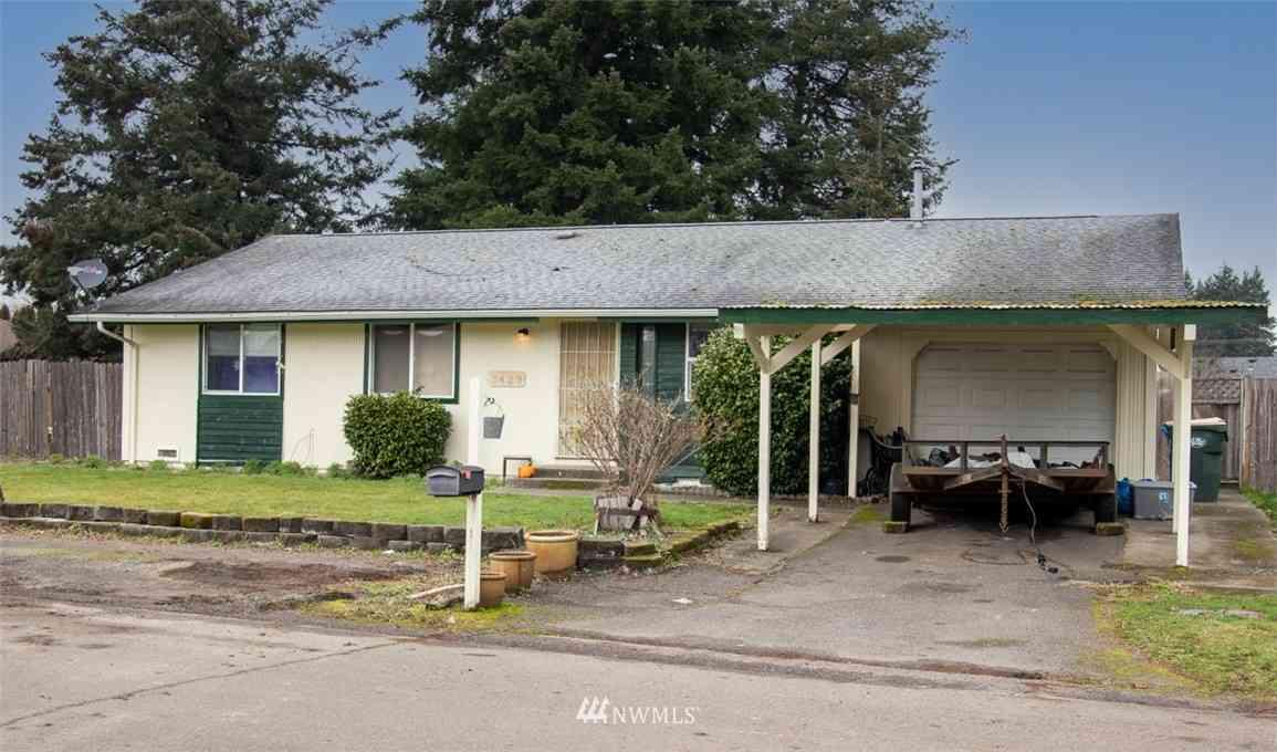 3429 Travera Place, Centralia, WA, 98531,