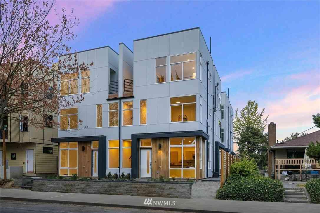 2320 15th Avenue S, Seattle, WA, 98144,