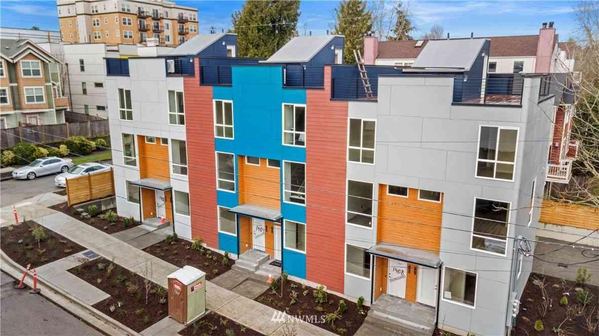 1400 N 95th Street, Seattle, WA, 98103,