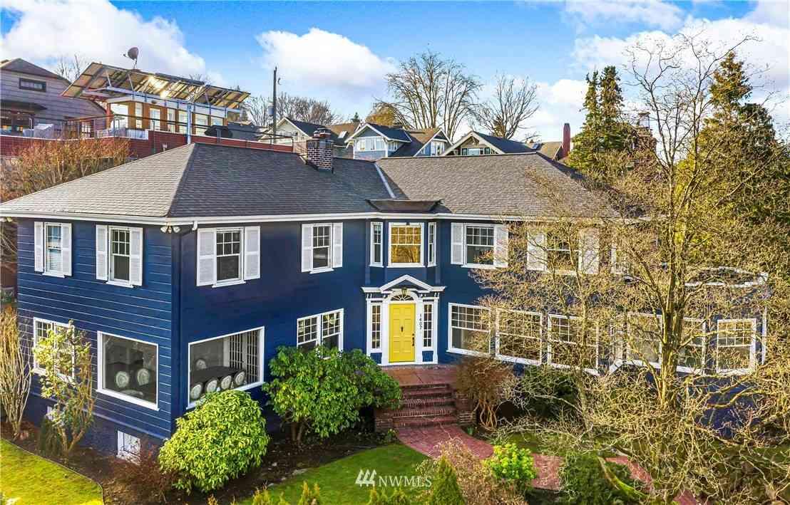 1407 E Boston Street, Seattle, WA, 98112,