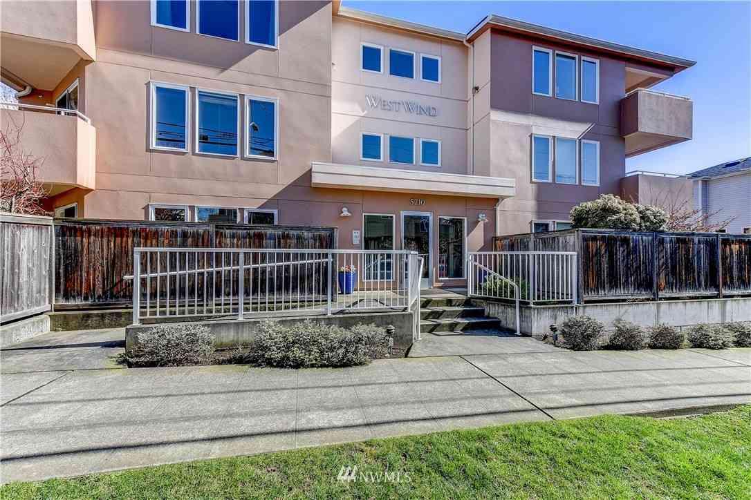 5710 26th Avenue NW #301, Seattle, WA, 98107,