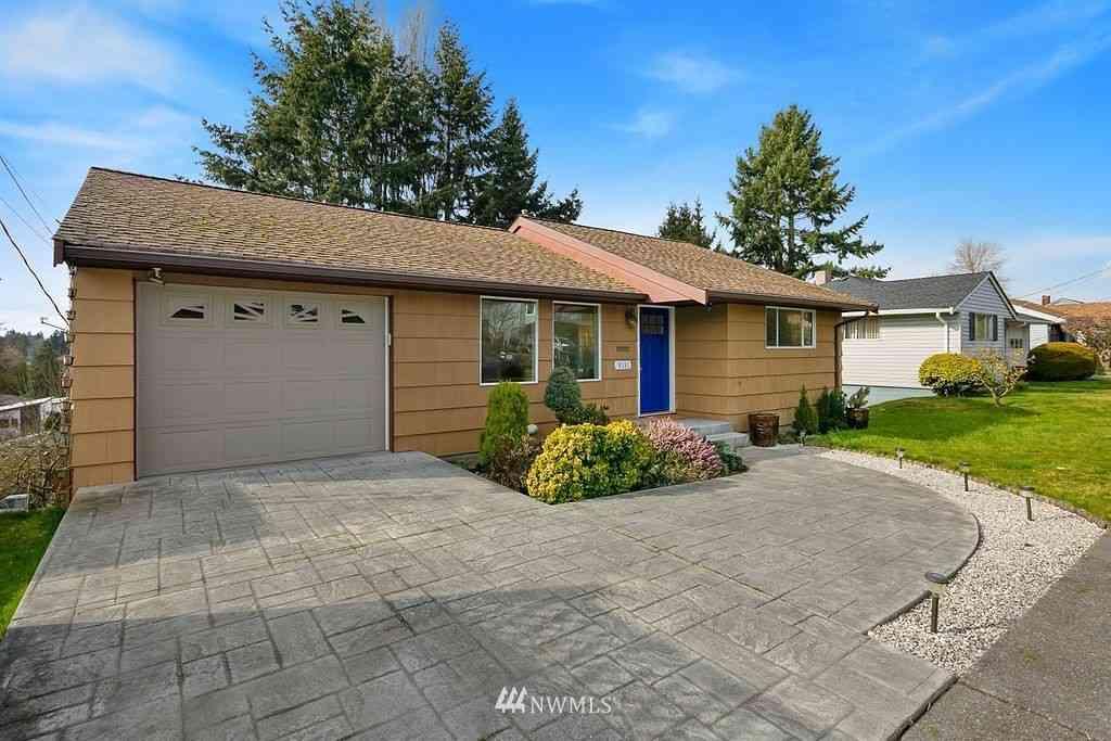 8131 20th Avenue SW, Seattle, WA, 98106,