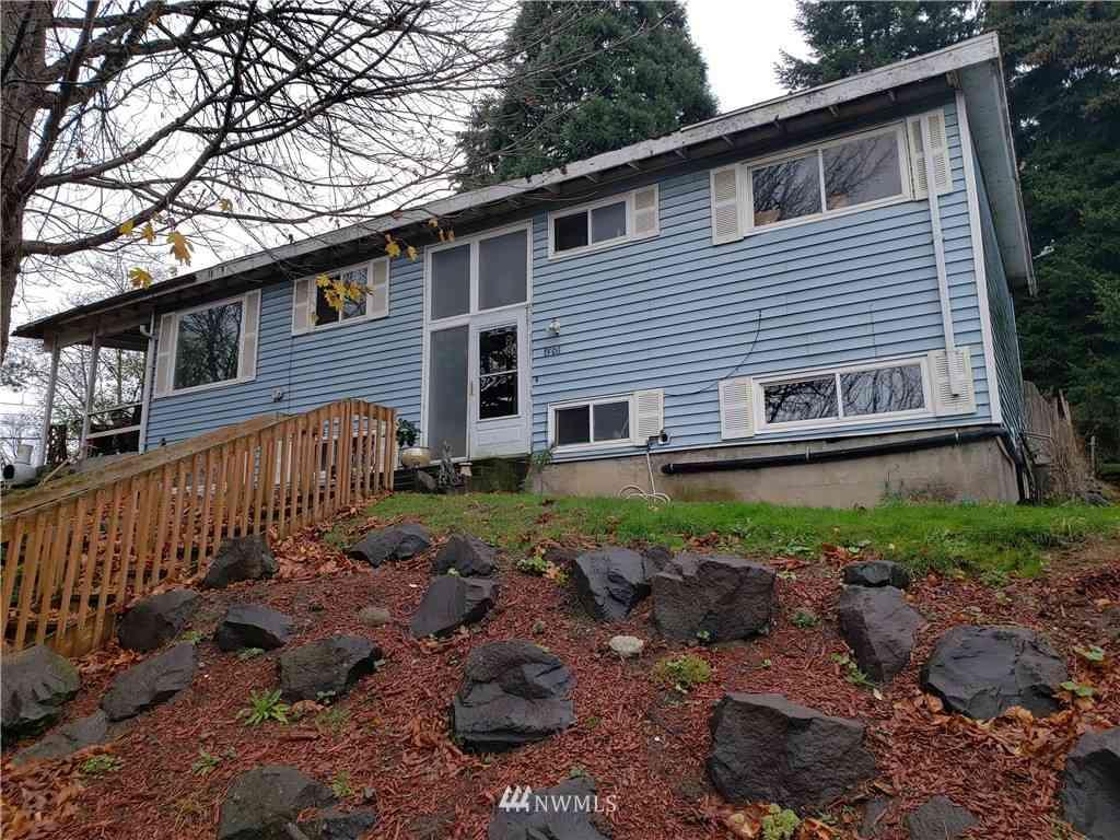 7506 21st Avenue SW, Seattle, WA, 98106,
