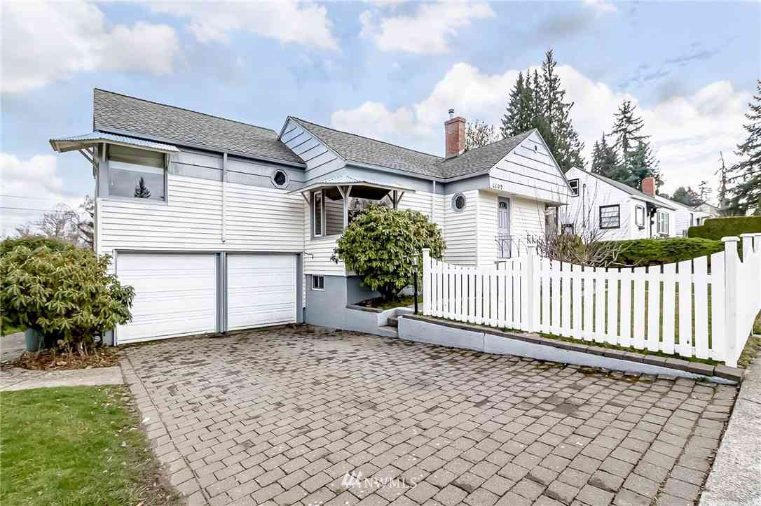 4607 Colby Avenue, Everett, WA, 98203,