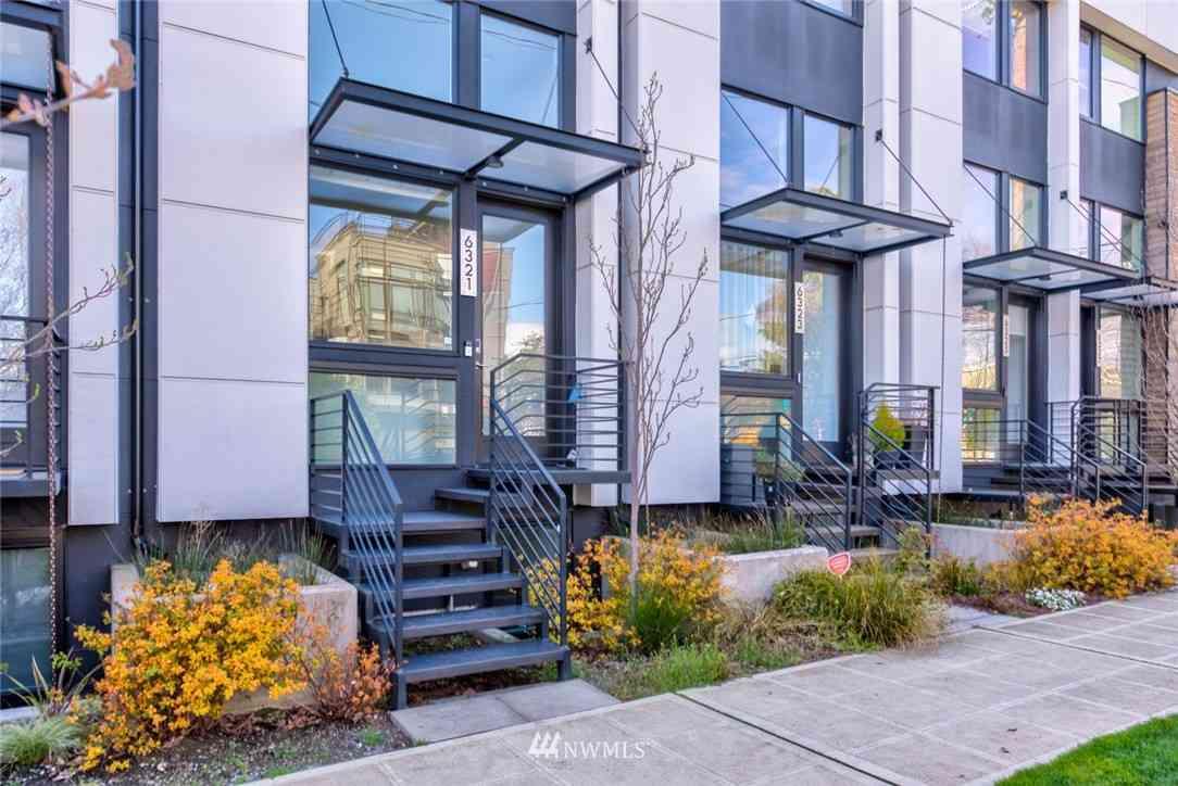 6321 17th Avenue NW, Seattle, WA, 98107,