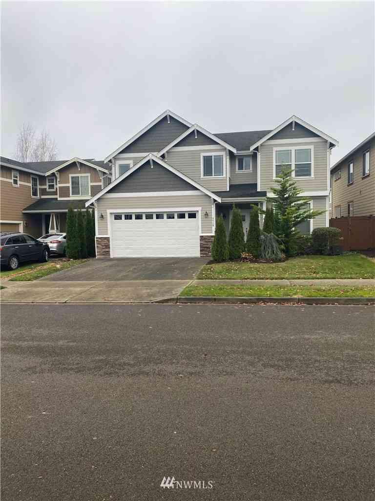7715 Rushmore Avenue NE, Lacey, WA, 98516,