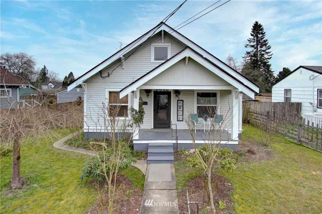 5642 S K Street, Tacoma, WA, 98408,