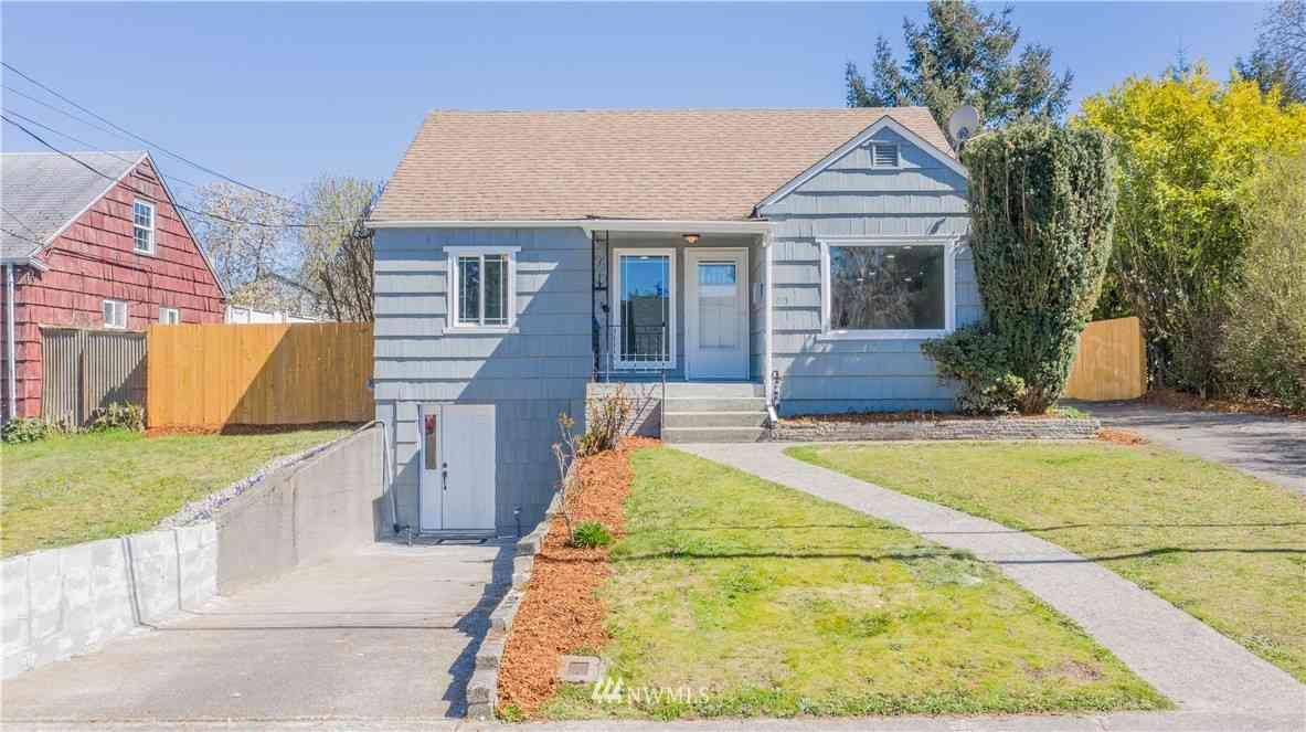 1005 S Geiger Street, Tacoma, WA, 98465,