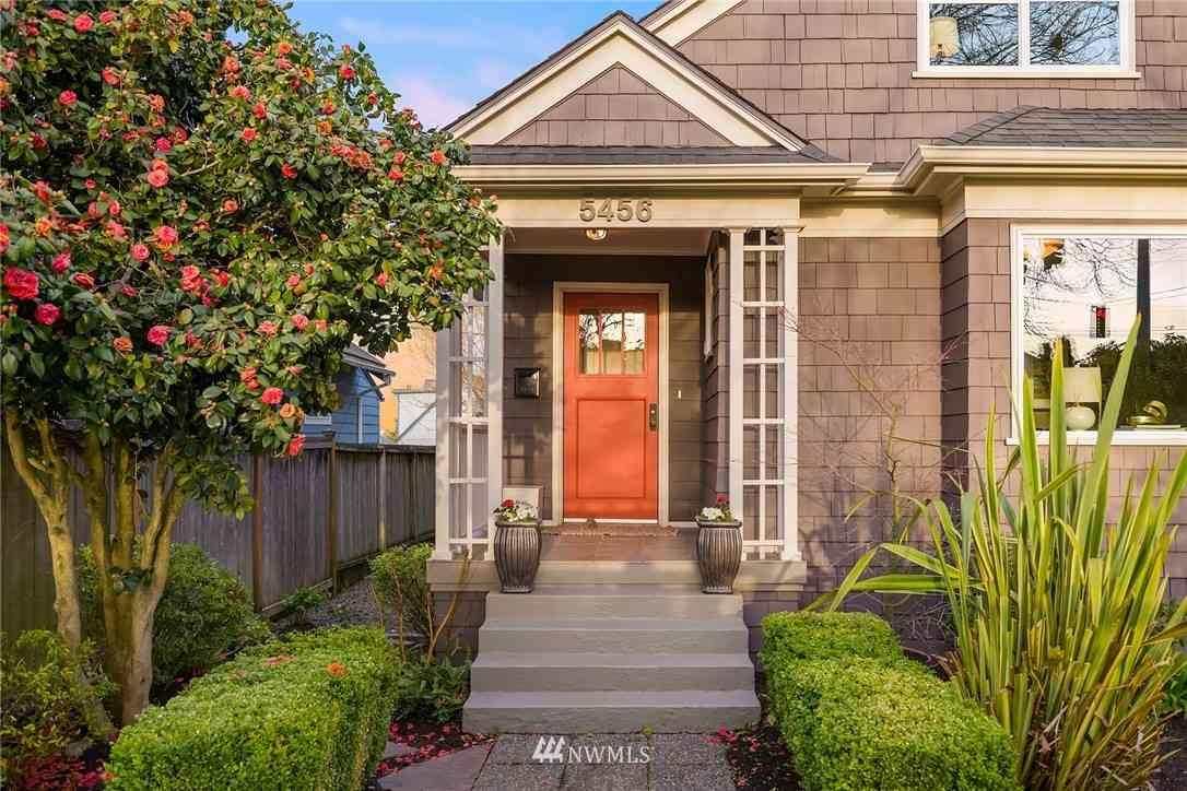 5456 35th Avenue SW, Seattle, WA, 98126,
