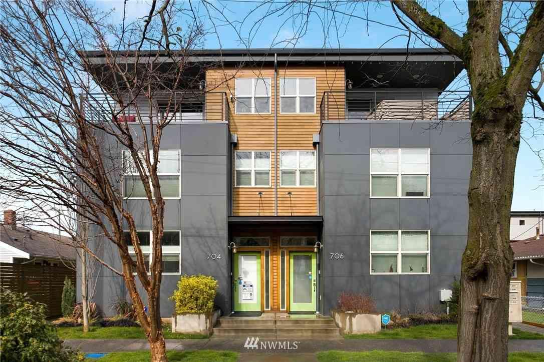 708 S Orcas Street, Seattle, WA, 98108,