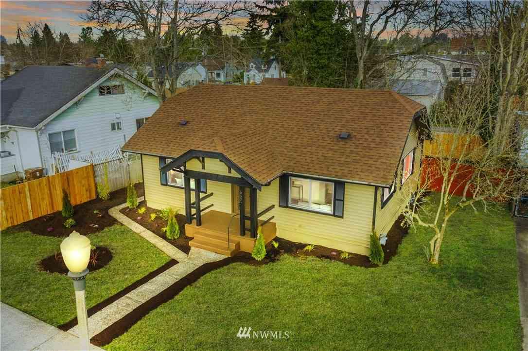 6607 S Lawrence, Tacoma, WA, 98409,