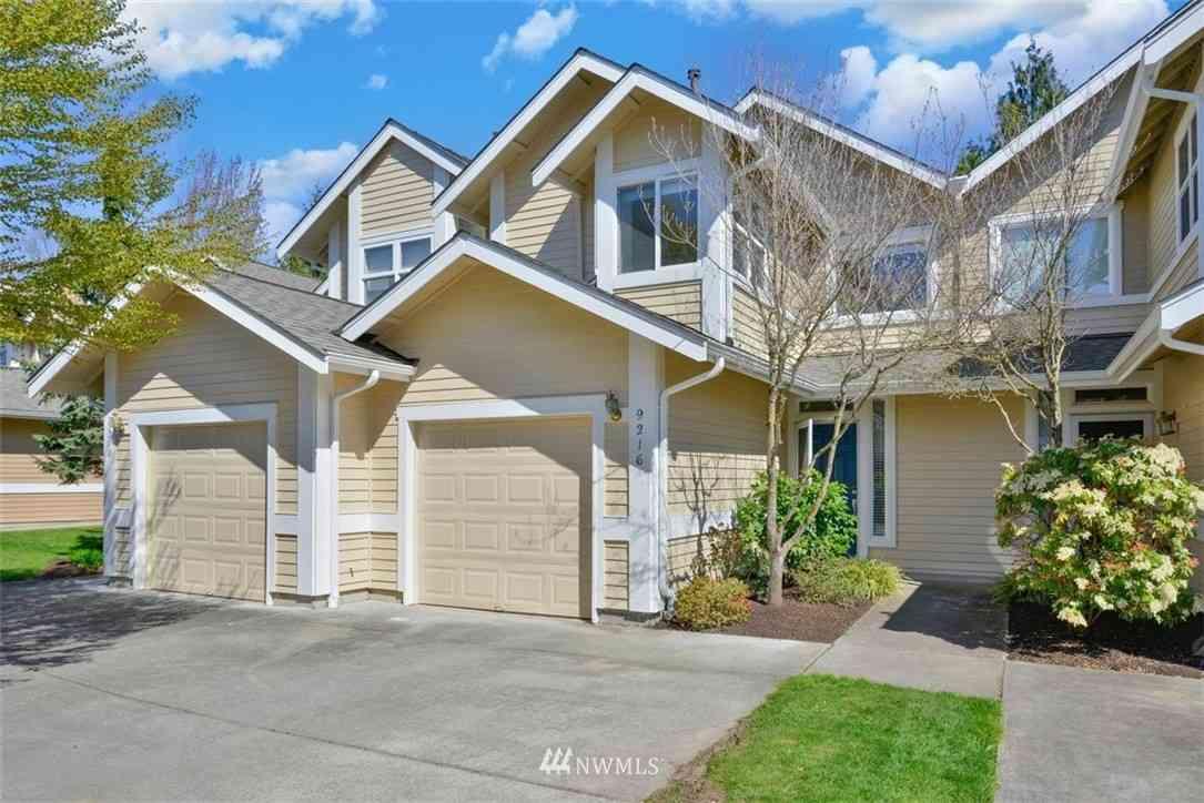 9216 157th Place NE #B202, Redmond, WA, 98052,