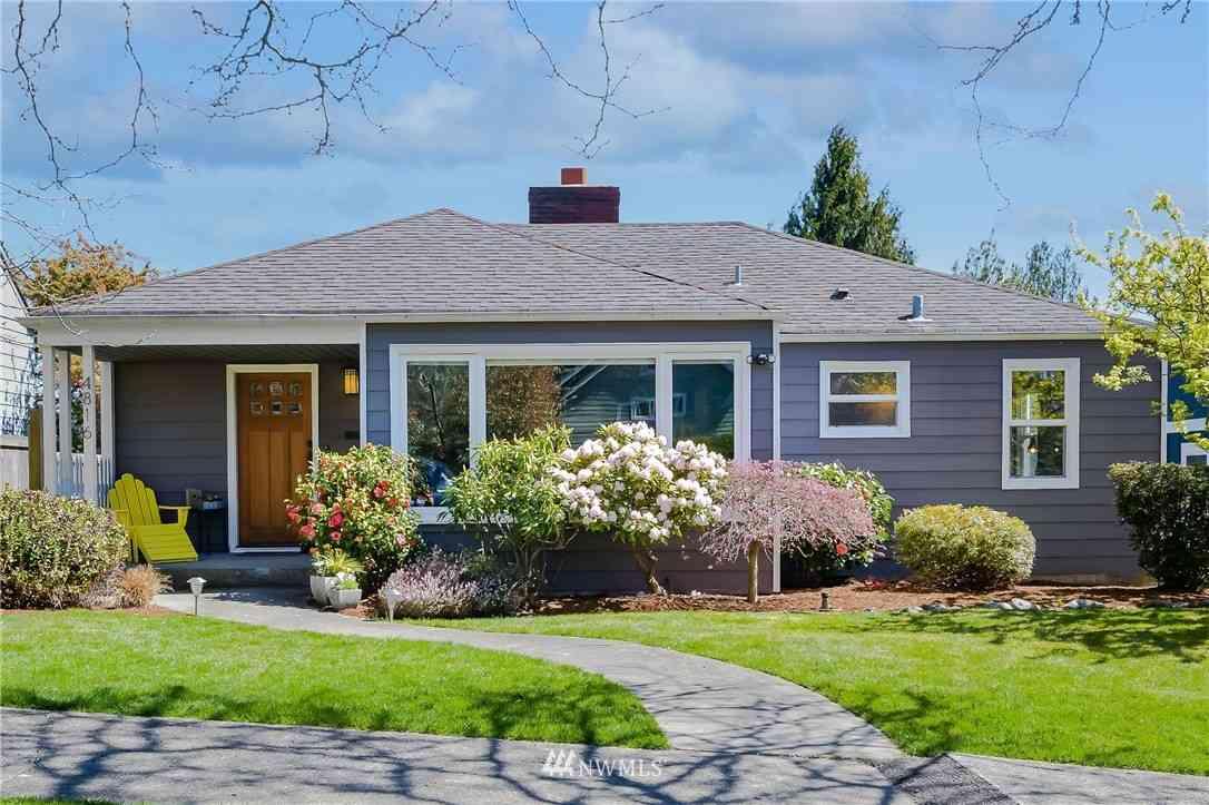 4816 51st Avenue SW, Seattle, WA, 98116,