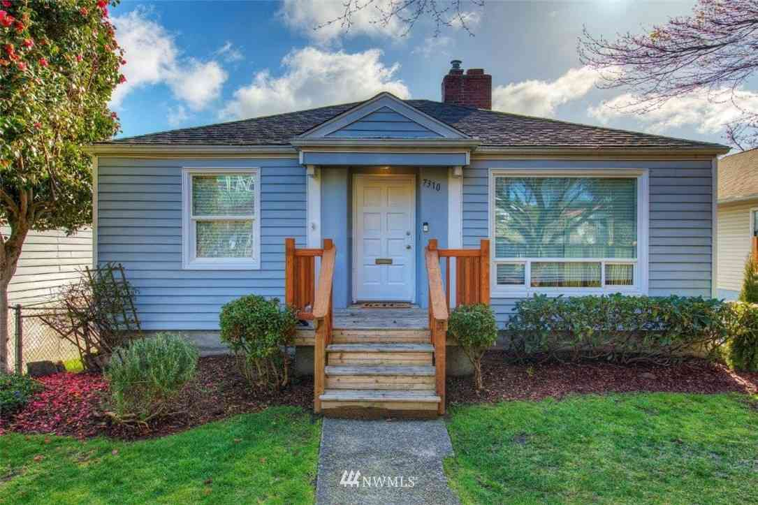 7310 30th Avenue SW, Seattle, WA, 98126,