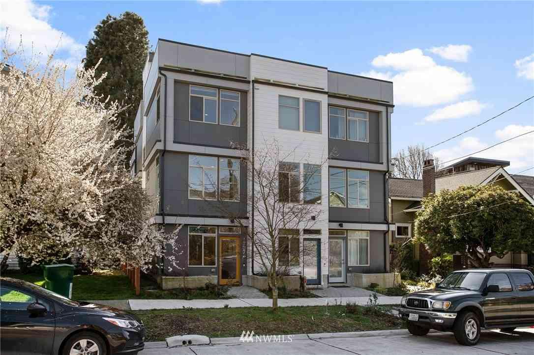 1737 NW 61st Street #A, Seattle, WA, 98107,