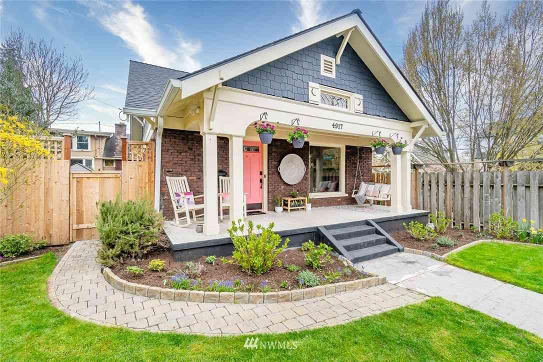 4917 Wallingford Avenue N, Seattle, WA, 98103,