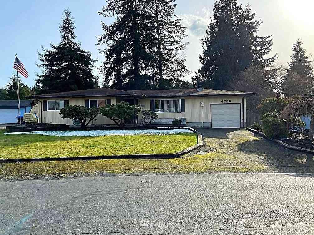 4708 78th Street E, Tacoma, WA, 98443,