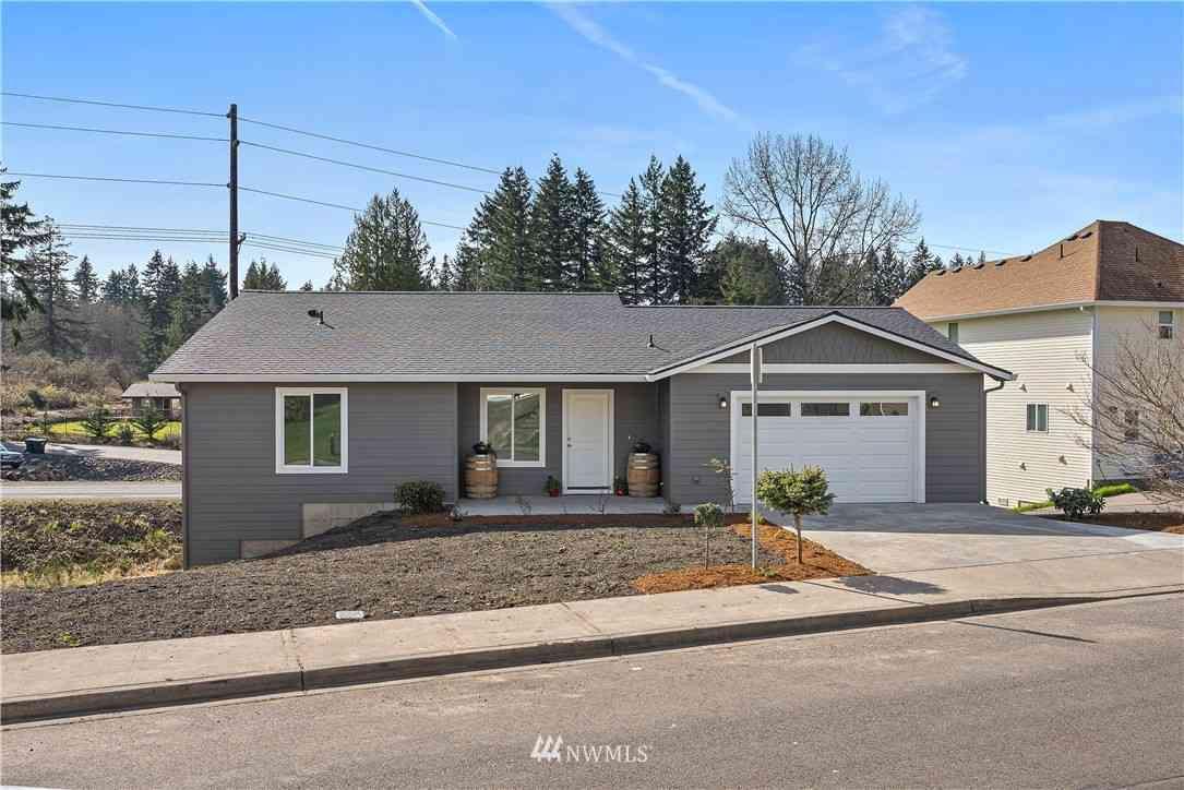 109 Cedar Crest Place, Napavine, WA, 98532,