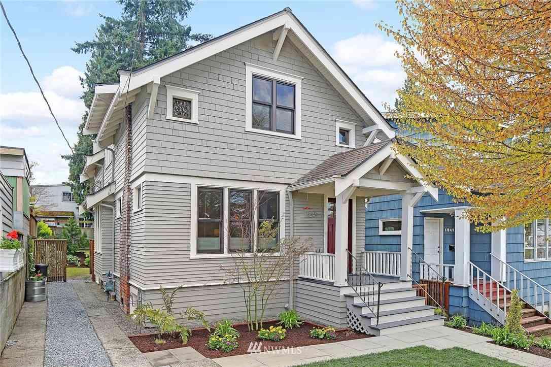 1849 N 51st Street, Seattle, WA, 98103,