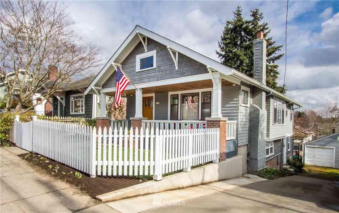 4220 1st Avenue NE, Seattle, WA, 98105,