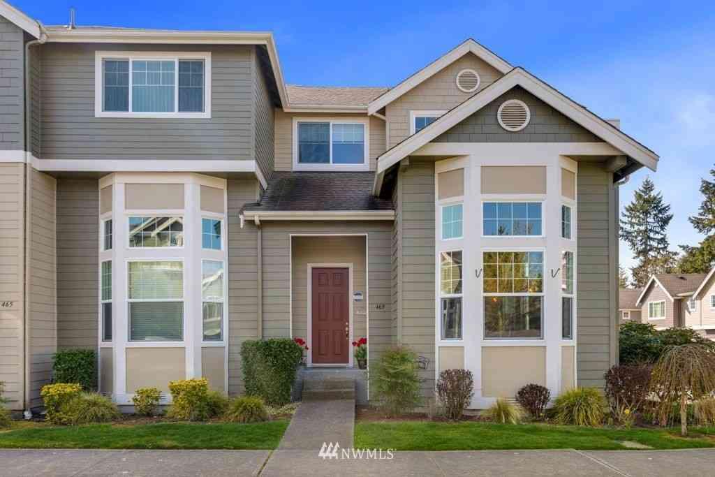 469 Tacoma Avenue NE, Renton, WA, 98056,