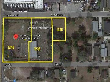 1246 W JEFFERSON STREET, Orlando, FL, 32805,