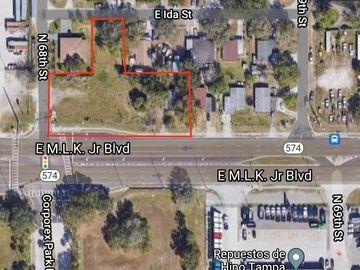6806 E DR MARTIN LUTHER KING JR BOULEVARD, Tampa, FL, 33619,
