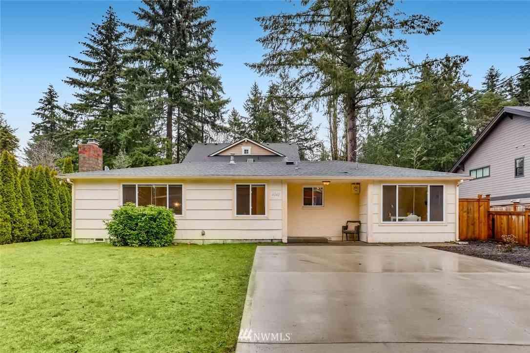 4040 156th Avenue SE, Bellevue, WA, 98006,