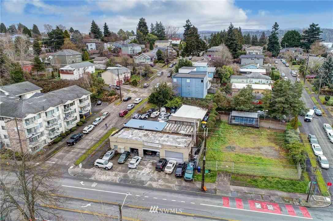 7100 Rainier Avenue S, Seattle, WA, 98118,